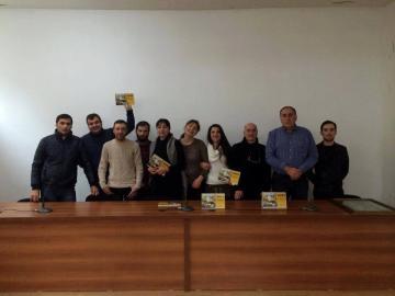 Черкесский (Адыгский) культурный центр издал «Черкесский календарь»
