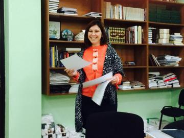 Презентация перевода очерка «Убыхский» Георгия Шервашидзе