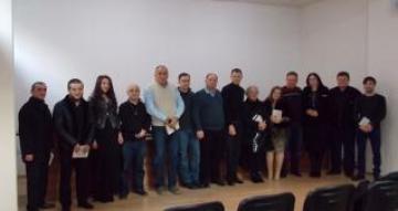 В Черкесском культурном центре состоялась презентация книги «Колесница Российской империи»