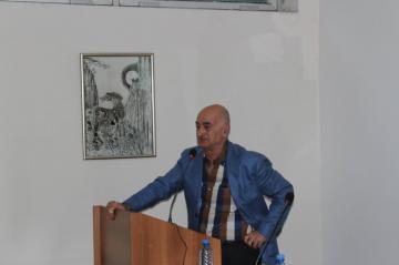 Презентация книги «Мифы и ритуалы народов Кавказа» Н. Антелава