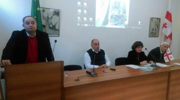 17 декабря в ЧКЦ состоялась вторая часть I Международной научной сессии