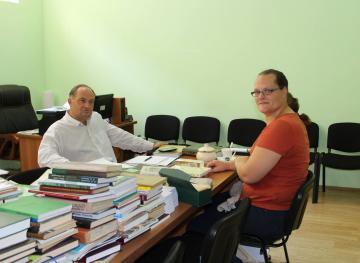 15 сентября в ЧКЦ состоялась встреча с австралийским учёным