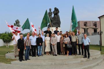 22-24 сентября в Анаклии состоялись международный фестиваль поэзии и научная сессия