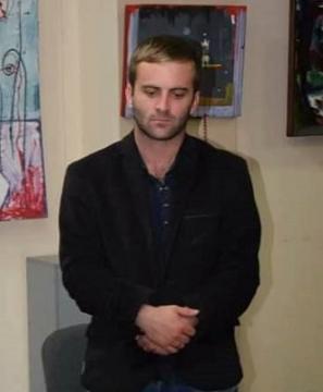 Творческий вечер абхазского поэта Ники Бадзагуа в Тбилиси