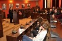 Черкесский (Адыгский) культурный центр предоставил членам комитета по вопросам диаспоры и Кавказа информацию о проделанной работе