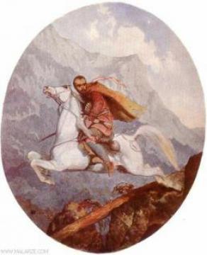 """Почему главный олимпийский стадион называется """"Фишт"""" и о мифологии гор у черкесов"""
