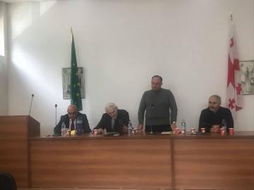 В ЧКЦ состоялся юбилейный вечер абхазского поэта Мушни Ласуриа