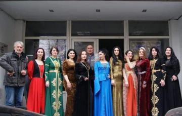Показ одежды черкесского дизайнера Милы Ардан: «ДРЕВНЕЕ ПРОШЛОЕ В НАСТОЯЩЕМ»