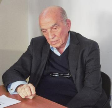 Юбилейное заседание в честь академика Гамлета Меладзе прошло в ЧКЦ