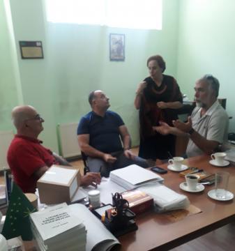 Оргкомитет фестиваля «Анаклиа-2019» обсудил вопросы проведения мероприятия