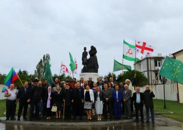 Кавказский поэтический фестиваль «Анаклиа 2019»