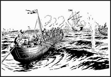 Песня черкесских корабелов