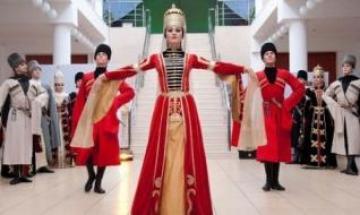 День черкесского костюма официально установлен в Адыгее