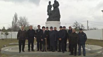 Главная | Главная | Исса Кодзоев осмотрел мемориал геноциду черкесского народа