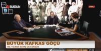 Разговор о геноциде черкесов Российским царизмом на турецком ТВ-шоу