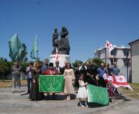 ЧКЦ почтил память по погибшим черкесам во время Русско-Черкесской войны