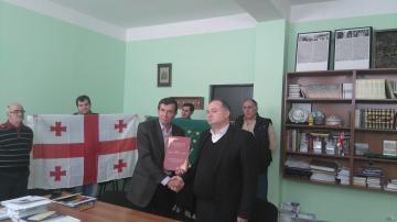 Сегодня в ЧКЦ состоялось подписание меморандума с Карачаево-Черкесской региональной общественной организацией «Северо-Кавказский ресурсный центр»
