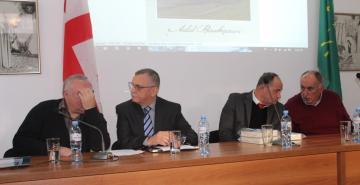 Презентация книги Аделя Башкави «Черкесия, рожденная быть свободной»