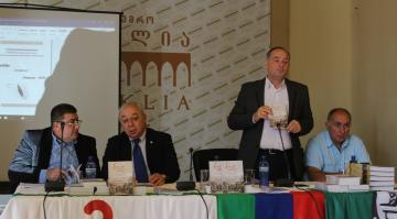 В грузинском городе Анаклиа проходит ll Международный кавказский литературный фестиваль