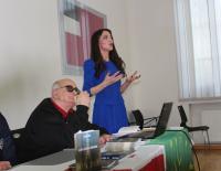В Грузии День черкесского флага отметили презентацией грузинского перевода книги Ш. Ногма «История адыхейского народа»