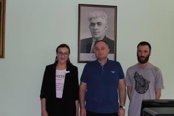 Творческая встреча в Черкесском (Адыгском) Культурном Центре