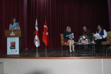 Черкесский Культурный Центр принял участие в вечере поэзии в Стамбуле