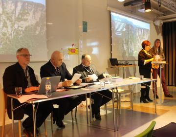 Черкесский Культурный Центр организовал совместную Международную конференцию в Швеции