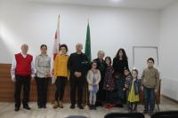 В ЧКЦ открыли курсы черкесского языка