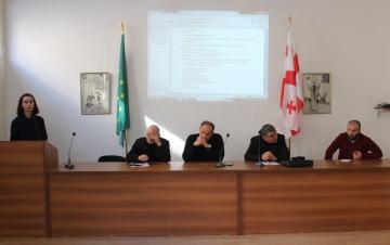 Презентация электронной версии монографии «Убыхи» в ЧКЦ