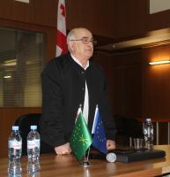 В Грузии День черкесского флага отметили презентацией альбома-монографии о черкесах