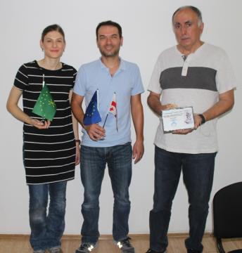Черкесский Культурный Центр посетили этнические черкесы из Израиля