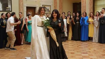 В Грузии впервые состоялся масштабный показ одежды черкесского дизайнера Милы Ардан