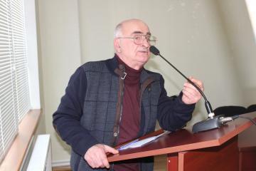 Специальная лекция по мифологии профессора Нугзара Антелава