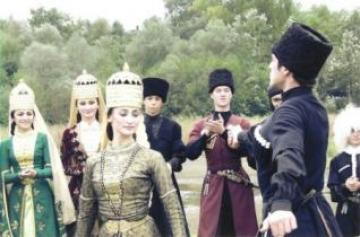 Социально-религиозные основы кавказского свадебного антагонизма