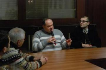 В Тбилиси прошла выставка черкесской книги и работ черкесского художника Тэуцожь Къата