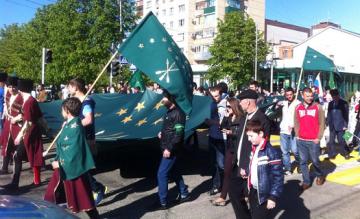 Попытка задержать представителей черкесского национального движения