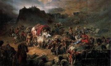 Просо и порох: черкесские мухаджиры