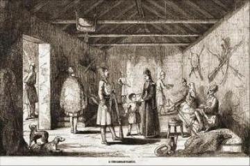 Субэтнонимический текст-маркировка в адыгской фольклорной культуре