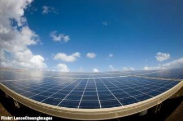 В Грузии построят завод по производству модулей для солнечных электростанций