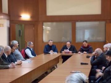 30 января сего года в Национальной библиотеке парламента Грузии принимали черкесскую делегацию.